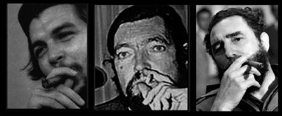 El Che y Fidel en Julio