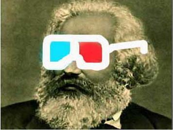 Marxismo tridimensional.