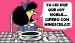 ¡Liberen a Mafalda!