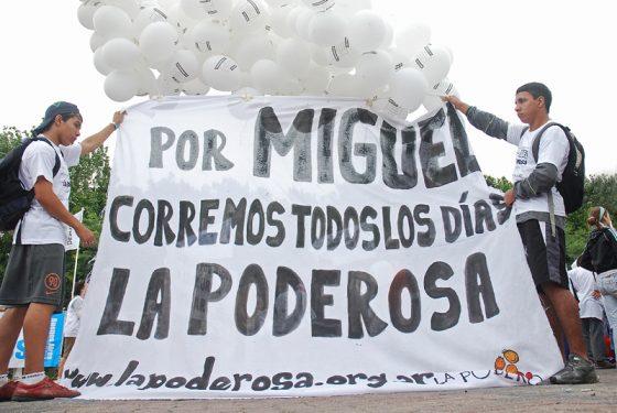 Carrera de Miguel 2010