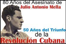 Julio Antonio Mella, símbolo de la resistencia estudiantil en América Latina.