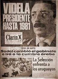 Así escupe Clarín.