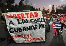 De Zavaleta a La Habana, un solo grito: ¡Libertad!