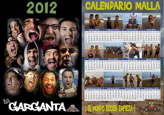 poderosa calendario