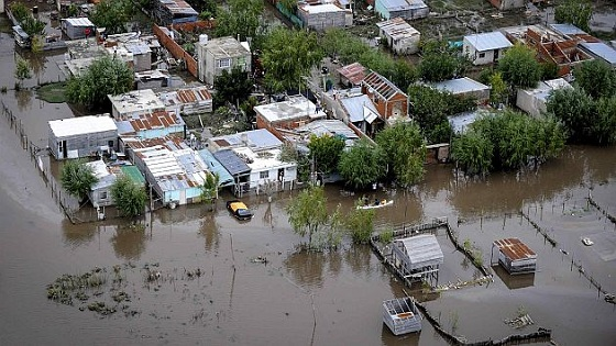 Inundados de bronca