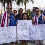 Todos con Argentina: ¡Fuera buitres de América Latina!