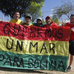 ¡Un mar para Bolivia!