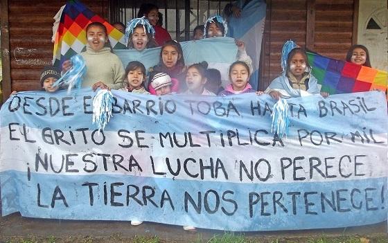 Argentina punto qom.