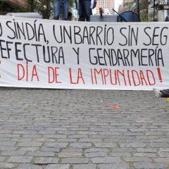 ¡Basta de impunidad!