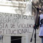 La violencia institucional, vergÜenza nacional