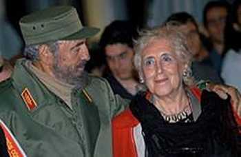 Fidel y Stella, gargantas poderosas.