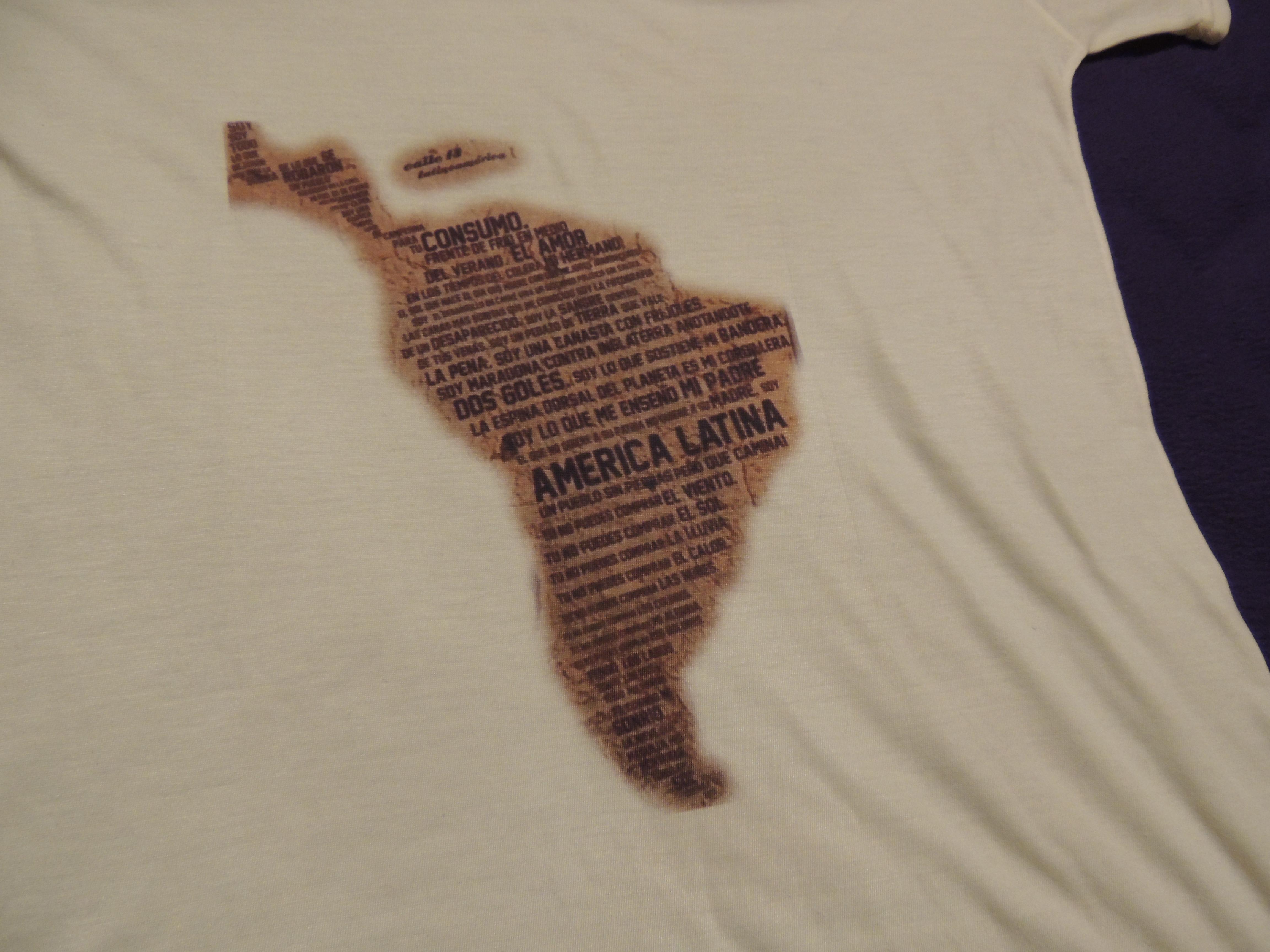 América Latina, despierta.
