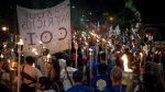 Marcha por la urbanización: 15 HORAS