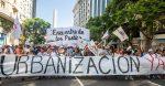 Marcha por la urbanización: ¡llegamos!