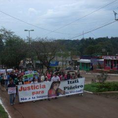 48 meses sin Taty Piñeiro, 48 meses sin Justicia