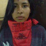 Reprimieron el Encuentro Nacional de Mujeres