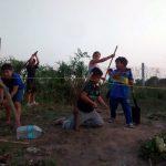 Comienza a germinar el Río Paraná