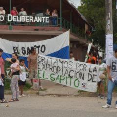 Escuchen este grito: ¡expropien ya El Sapito!
