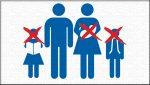 Indignación universal por hijo