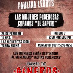 CAMPEONATO PAULINA LEBBOS