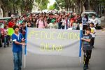 A TU EDUCACIÓN PRIVADA, LA BARRIADA ORGANIZADA