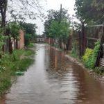 Inundación, antónimo de urbanización
