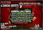 Festival «A cancha abierta» 2017