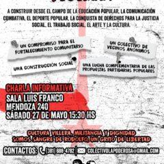Sumate en Tucumán: charla informativa