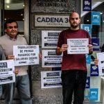 Paro histórico de la prensa en Córdoba