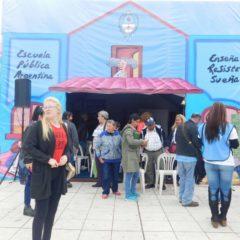 Nuestro poderoso taller de Guaraní en la Escuela Itinerante