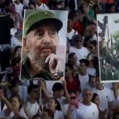 """""""Los trabajadores somos Fidel"""""""