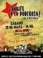 ¡Subite a la moto en La Matanza!