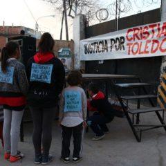 Unidad barrial y justicia por Cristian Toledo