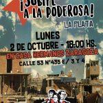 ¡Subite a La Poderosa en La Plata!