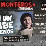 Ni Un Pibe Menos en Monteros, Tucumán