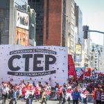 """LOS MOVIMIENTOS POPULARES MARCHARON CONTRA EL """"ACUERDO NACIONAL"""""""