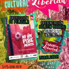 """Jornada cultural: """"Un grito de Libertad"""""""