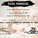 ¡Poderosas pizzas platenses!