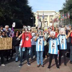 La Poderosa denunció torturas ante la ONU