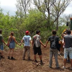 Córdoba: amenazan con desalojar familias en Anisacate