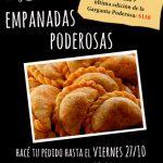 La autogestión es cultura villera: ¡venta de empanadas en Rosario!