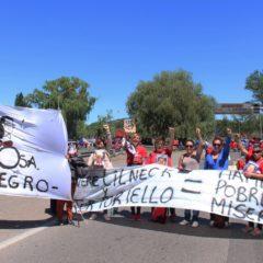 Asambleas poderosas de Río Negro movilizaron a los puentes carreteros