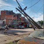 """""""Otras fiestas sin luz en Zavaleta"""""""