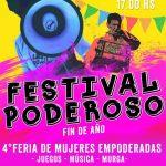 ¡Festival Poderoso y Feria de mujeres!