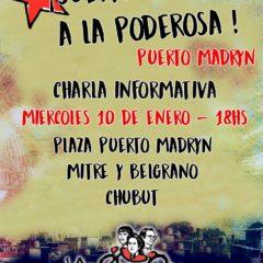 Sumate a la Poderosa en Puerto Madryn