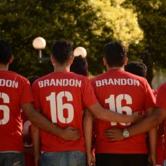 Nos ponemos la camiseta por Brandon
