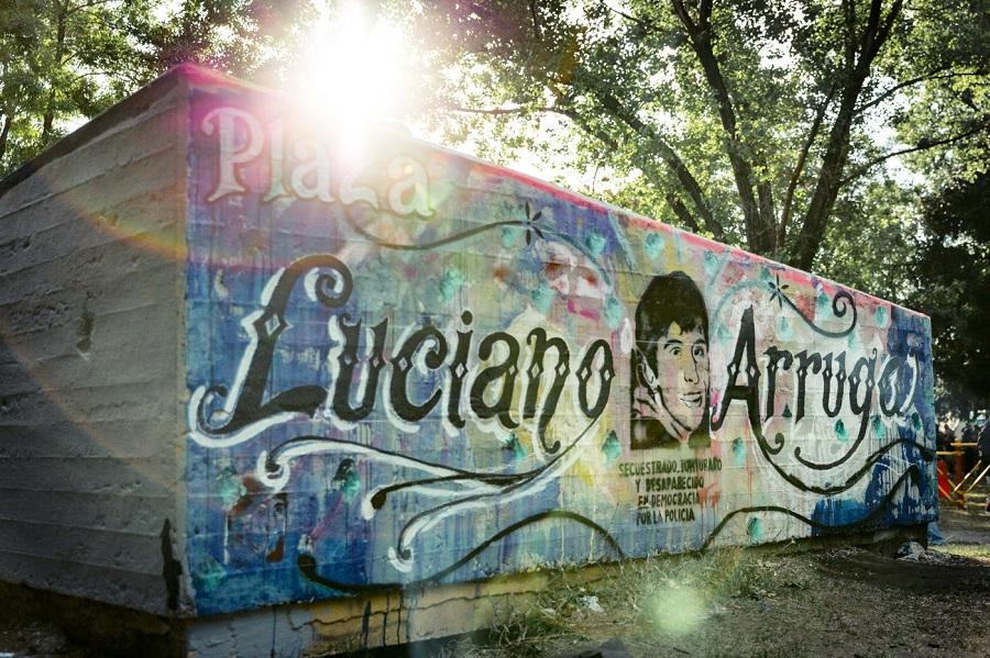 En el noveno aniversario de la desaparición forzada de Luciano Arruga a10014eaaaa