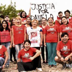 Daniela Guantay, ¡presente!