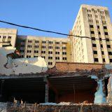 Vivir entre escombros