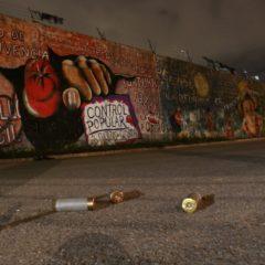 Razias en el Barrio Yapeyú